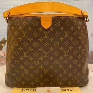Delightful MM Monogram Shoulder Bag (FL2183)